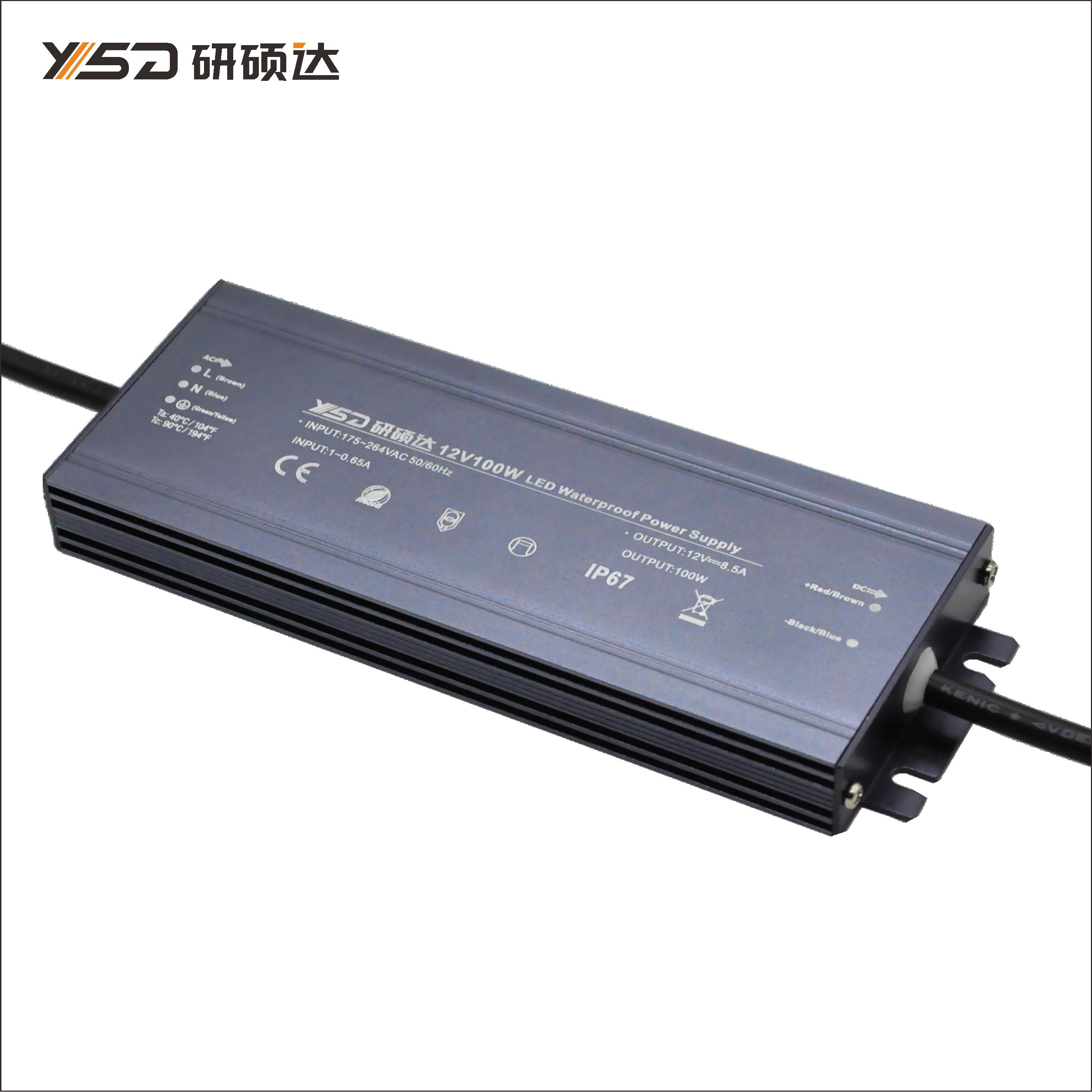 A/B LED power supply