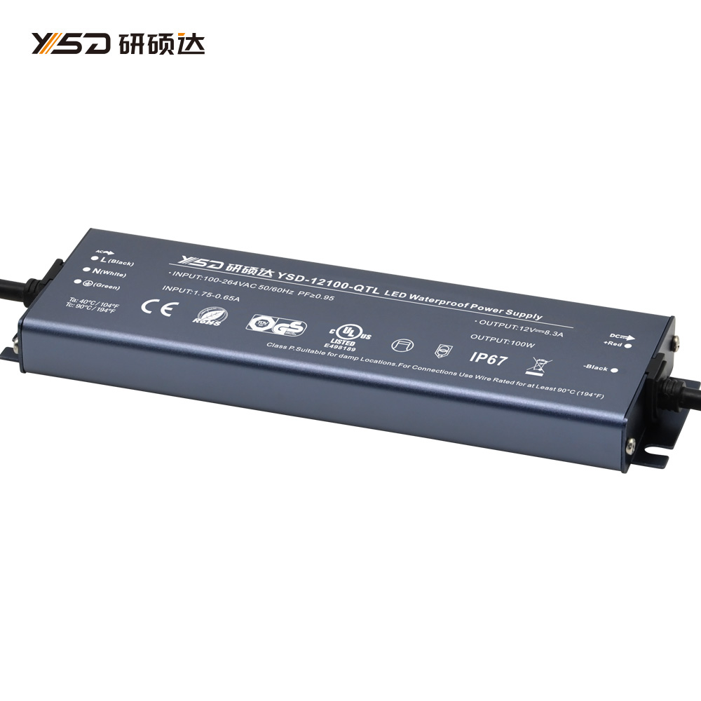 D UItra-thin LED power supply