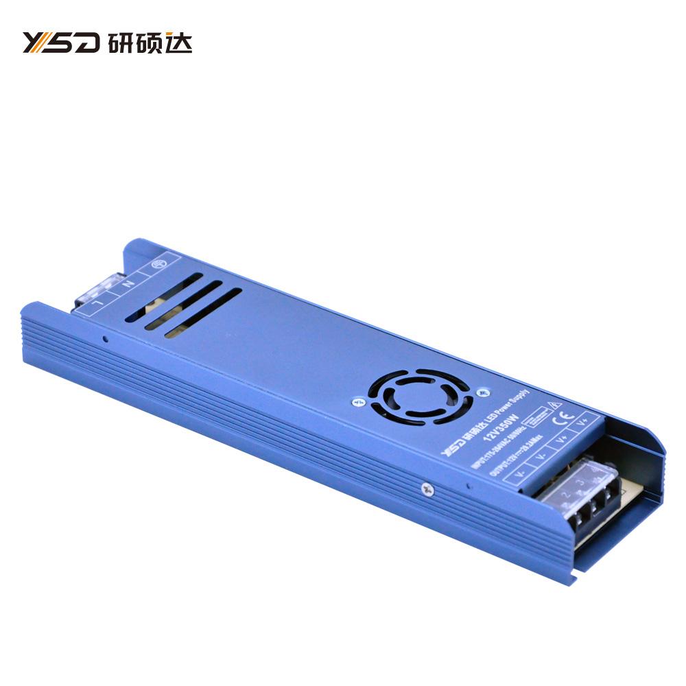 350W 12V/24V48V C&V LED Switch power supply YSD