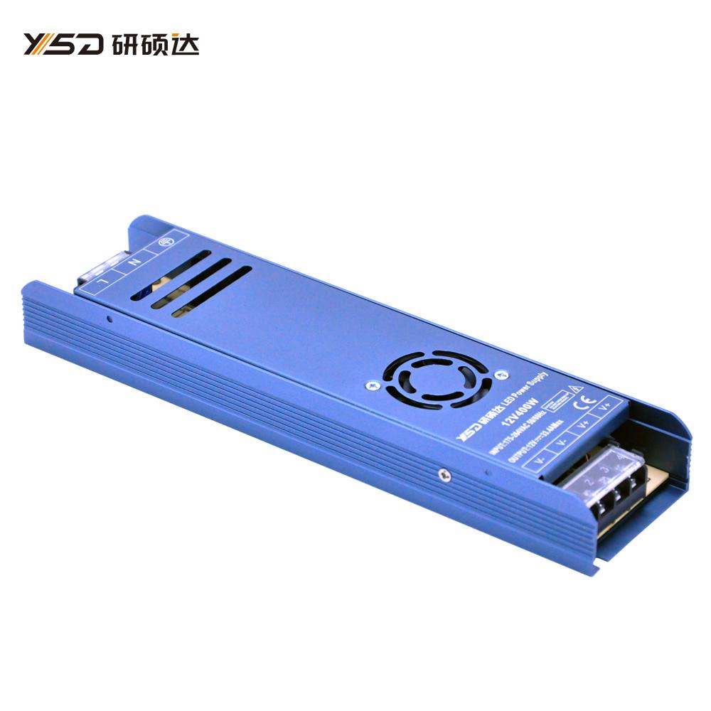 400W 12V/24V48V C&V LED Switch power supply YSD