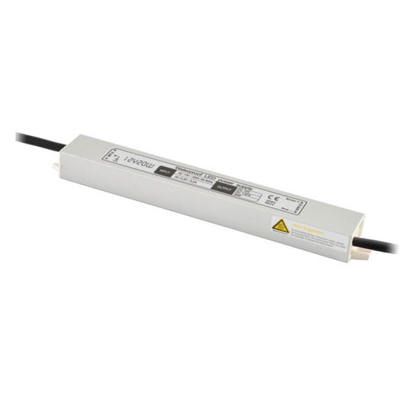20W 12V/24V waterproof LED power supply/YSD