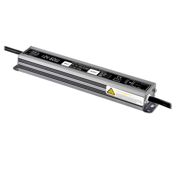 60W 12V/24V waterproof LED power supply/YSD